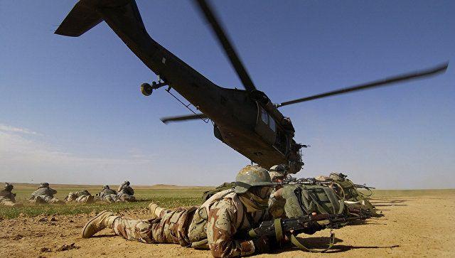 ОХУ: АНУ Афганистан дахь цэргийн ажиллагаагаа зогсоо