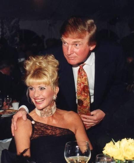АНУ-н ерөнхийлөгч Дональд Трампын анхны эхнэр Ивана Трамп