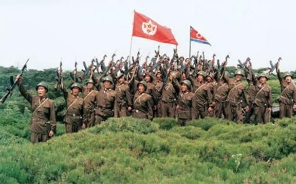 Солонгосын ардын армийн ойд зориулан өргөн хэмжээний цэргийн сургуулилт хийжээ