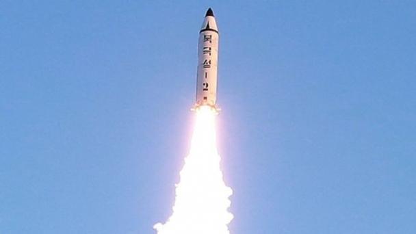 Умард Солонгосын пуужингийн туршилт амжилттай болжээ