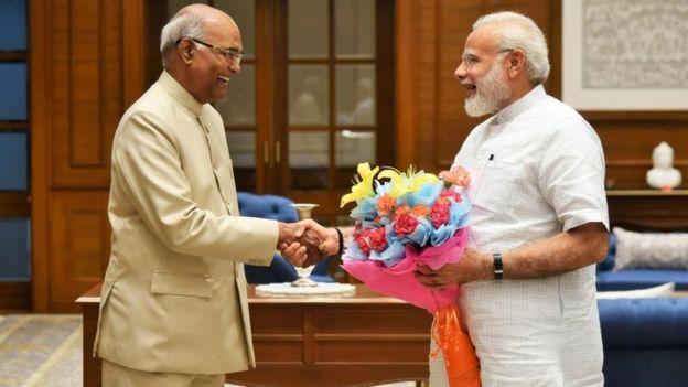 Ядуусын хорооллоос сонгогдсон Энэтхэг улсын Ерөнхийлөгч