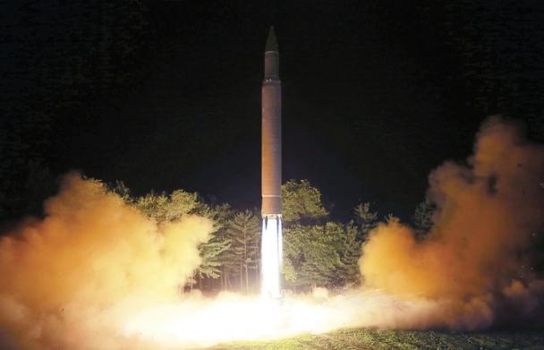 Умард Солонгос пуужингийн хөдөлгүүрээ өөрсдөө үйлдвэрлэдэг байж магадгүй