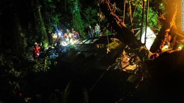 Бразилд автобус осолдож 50 хүн нас барлаа