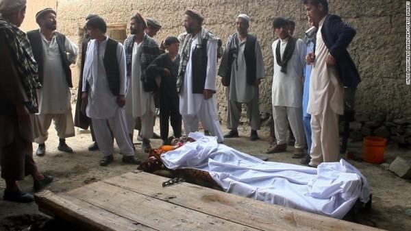 Афганистанд хуримын үеэр 21 хүн буудуулж нас баржээ