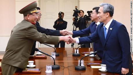 Хоёр Солонгосын хэлэлцээ үргэлжилсээр байна
