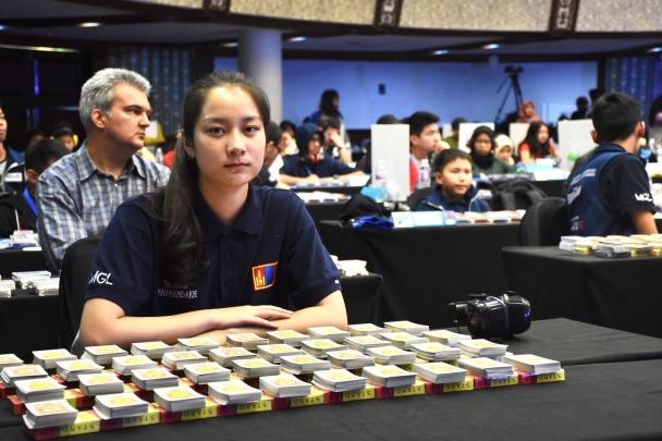 Монголын Оюун Ухааны Академийн тамирчид 100.000$-ын шагналын сантай тэмцээнд оролцоно