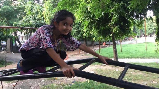 Долоон настай охин шүүхийн маргаанд ялж, цэцэрлэгт хүрээлэнгээ аварчээ