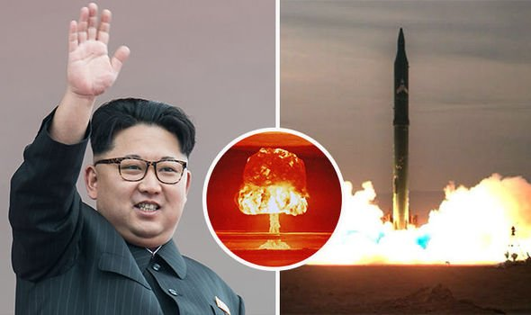 Ким Чен Ын Умард Солонгосыг цөмийн хэт их гүрэн болгохыг хүсч байна