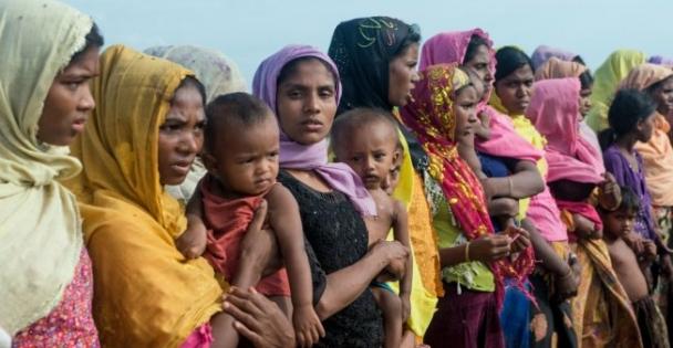 Ганцхан сарын хугацаанд 6700 Рохингачууд амиа алджээ