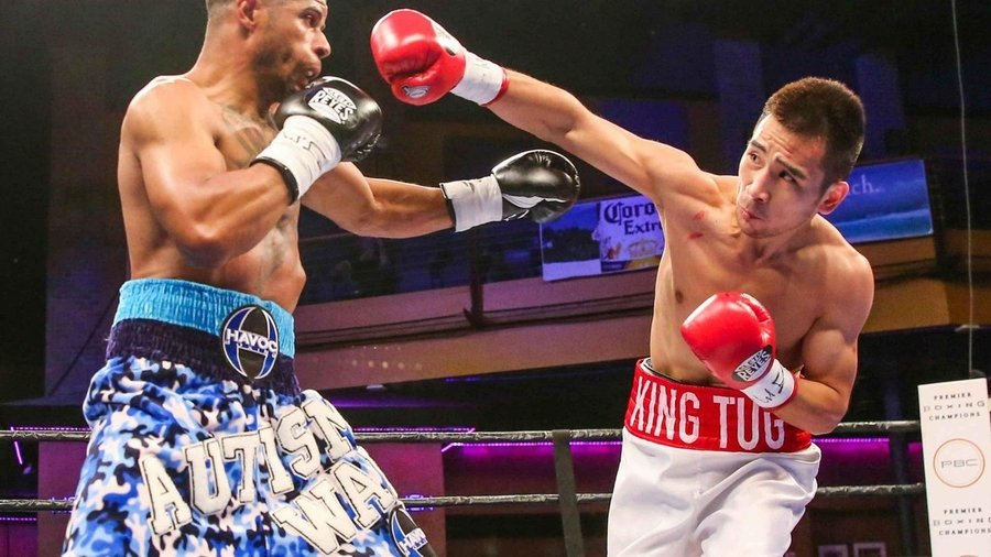 Н.Төгсцогт мэргэжлийн боксын дэлхийн чансаагаар 14-т эрэмблэгдлээ