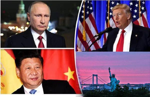 Д.Трамп: ОХУ, Хятадын эсрэг шинэ хориг тавина