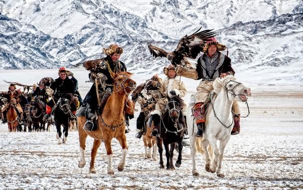 Монгол Улсад 124 578 Казах үндэстэн байна