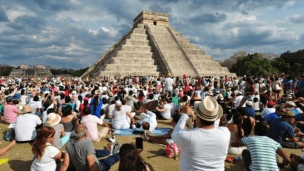 Мексик улс энэ онд хамгийн олон жуулчин хүлээн авна