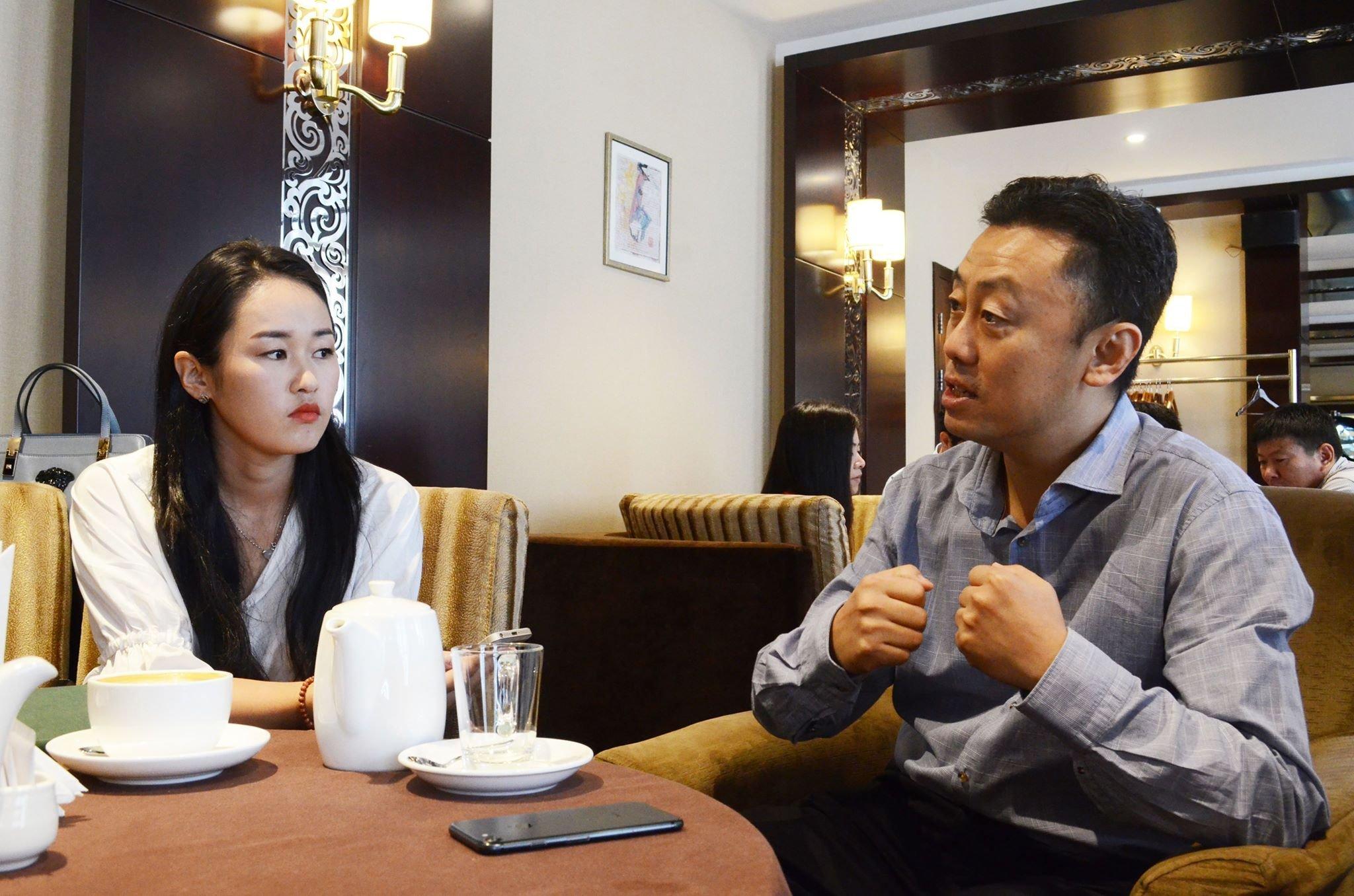 Ван Руй Хан: Манай хоёр улс олон жилийн түүхтэй учир би Монголд маш их хайртай