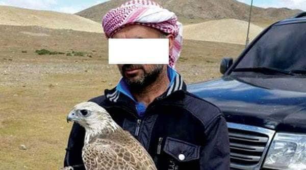 Хэнтий аймагт Сири улсын иргэн зөвшөөрөлгүй шонхор шувуу барьсан хэргийг илрүүллээ