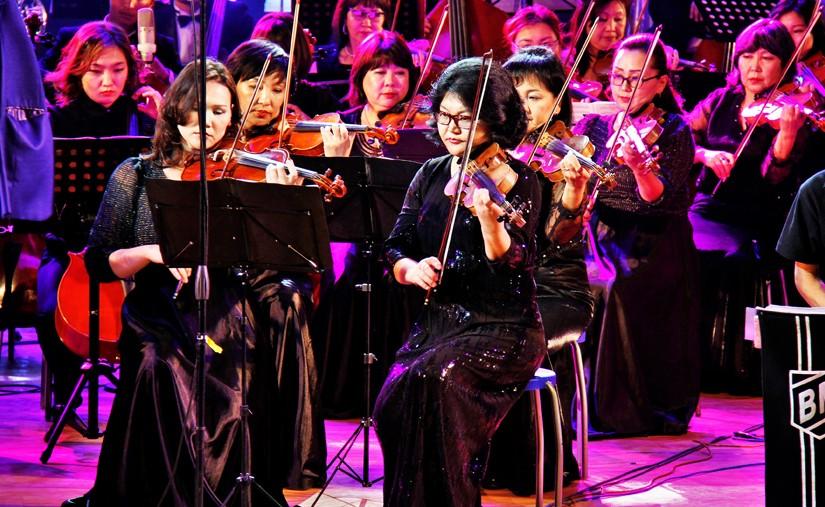 Сонгодог хөгжмийн концерт болно