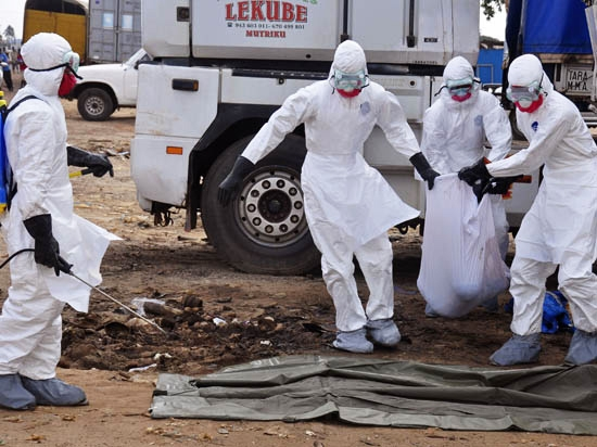 """Конгод """"Эбола"""" вирусийн улмаас нас барагсдын тоо нэмэгдсээр байна"""