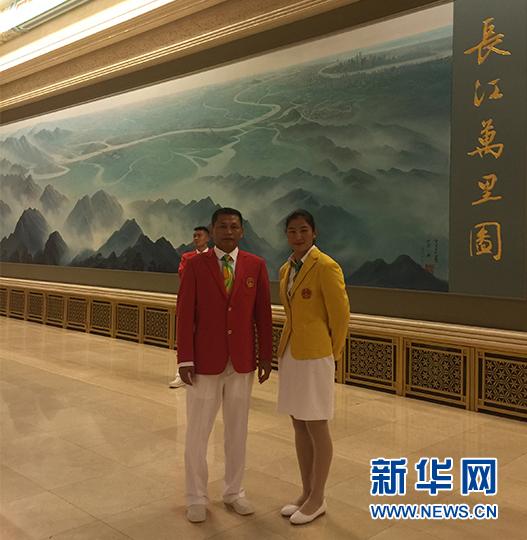 """Өвөр Монголын гурван тамирчин """"Рио-2016"""" олимпод хүч үзнэ"""
