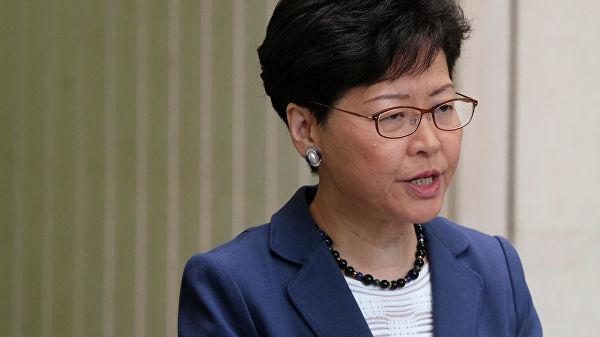 Кэрри Лам: АНУ Хонгконгийн дотоод хэрэгт оролцох нь илүүц