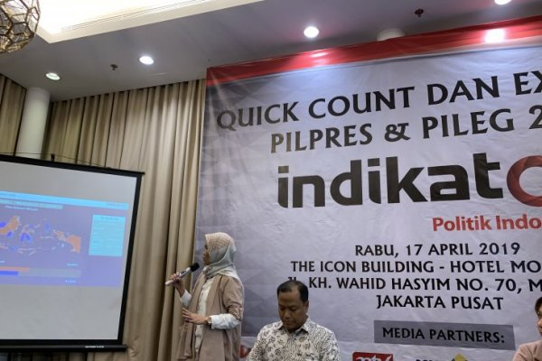 Индонезийн ерөнхийлөгчийн сонгуульд Ж.Видодо тэргүүлж байна