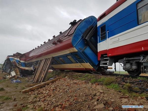 Осолдсон галт тэрэгний зорчигчдод 300,000 төгрөг олгохоор болжээ