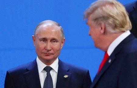 Д.Трамп ОХУ-ын Ерөнхийлөгч В.Путинтэй уулзана