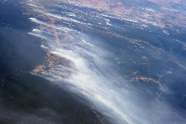 Амазоны ширэнгэн ой хамгийн ихээр шатжээ