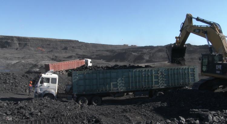 Монголоос гарч буй нүүрсийг Ганцмод боомтод БНХАУ-ын талд шилжүүлэн ачна