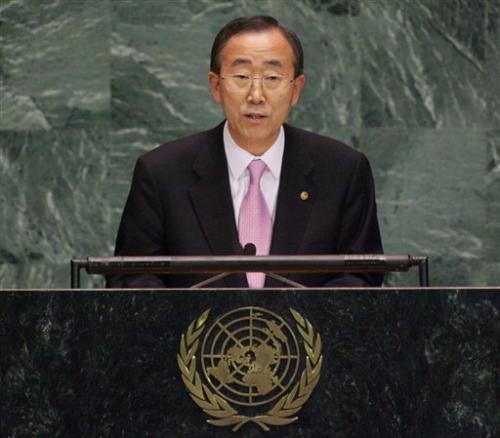 Бан Ги Мүн ирэх долоо хоногт Хятадад айлчилна