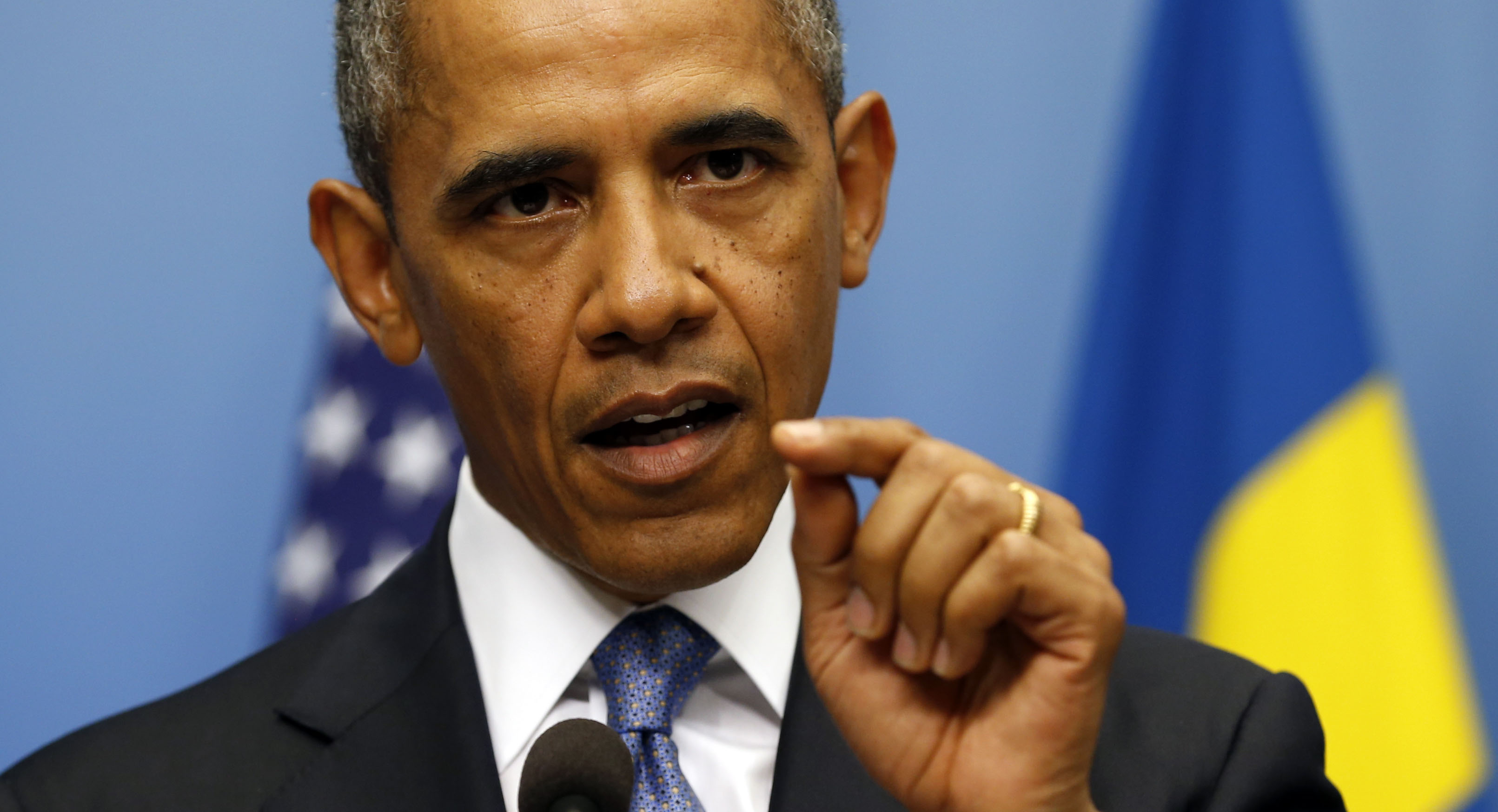 Обама хориг тавина гэдгээ мэдэгдлээ