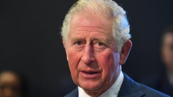 Хунтайж Чарльз коронавирусний халдвар авчээ