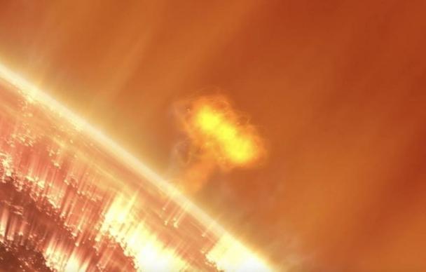 NASA Нарны шуургыг судлах шинэ хөтөлбөр хэрэгжүүлнэ