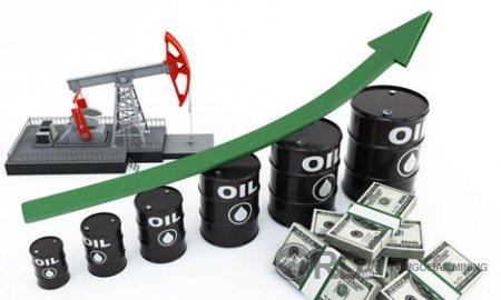 Газрын тосны ханш өслөө