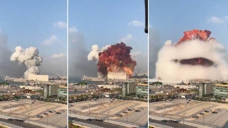 Дэлхий дахин Ливаны гашуудлыг хуваалцаж байна