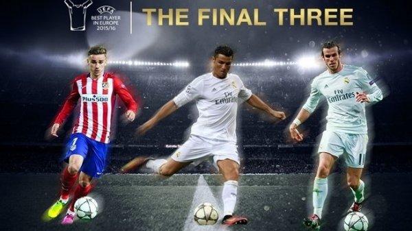 Европын оны шилдэг хөлбөмбөгчин хэн бэ