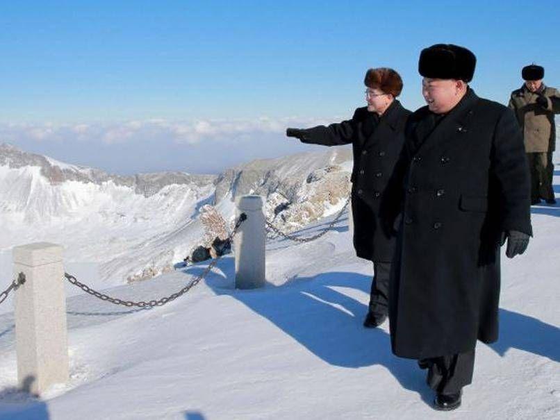 Ким Жон Уныг байгаль, цаг уурыг удирдах чадвартай хүн гэж мэдээлжээ