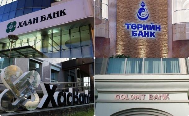 Арилжааны банкуудын салбарын ажиллах цагийн хуваарь
