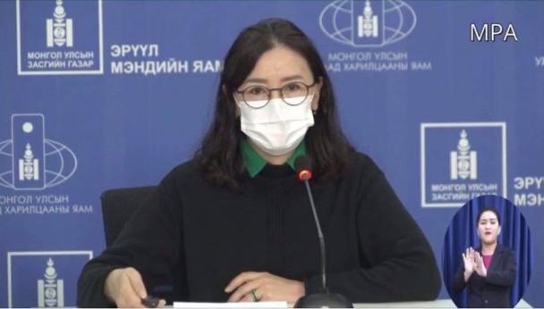 ЭМЯ: Коронавирусийн халдвартай өвчтөнүүдийг эмчлэхээр бэлтгэсэн 5366 орны 510-г буюу 9.5 хувийг ашиглаж байна