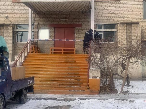 500 оюутны байранд хөл хорио ТОГТООЛОО