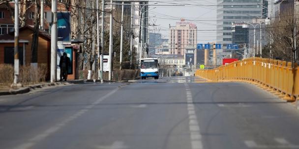 ФОТО: Бүх нийтийн бэлэн байдалд шилжсэн УЛААНБААТАР