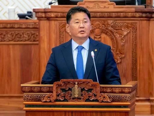 Чуулган: Монгол Улсын Ерөнхийлөгчийн тангараг өргөх ёслолын журмыг шинэчлэн баталлаа