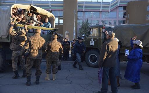 Нийслэлийн есөн дүүрэгт цэрэг татлага эхэллээ