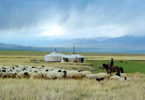 Байгаль орчныг хамгаалах Монголын өв уламжлал