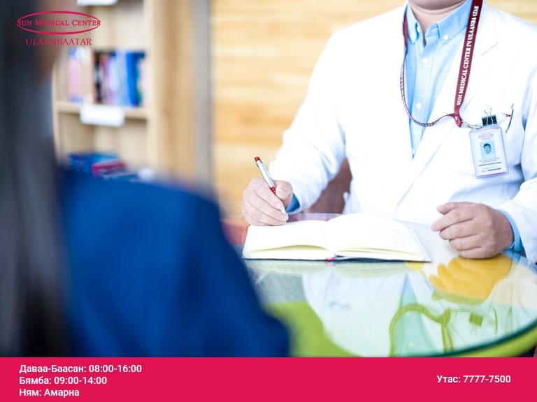 Зорин ирсэн үйлчлүүлч бүрт чин сэтгэлээр үйлчлэх Сон Медикал Улаанбаатар  эмнэлэг