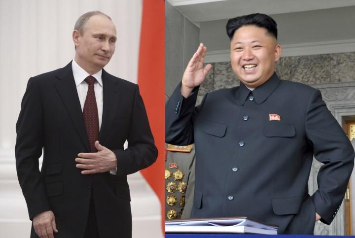 Ким Чен Ун Орост айлчлал хийнэ