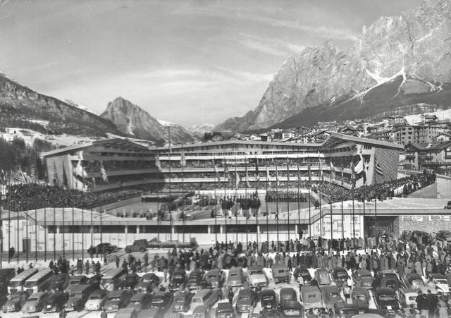 Өвлийн Олимпийн VII наадам: Кортина д'Ампеццо-1956