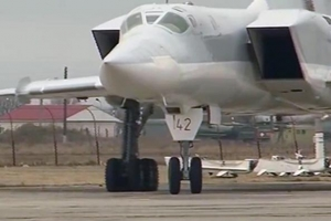 Оросын онгоцууд далавчит пуужингийн довтолгоон хийв