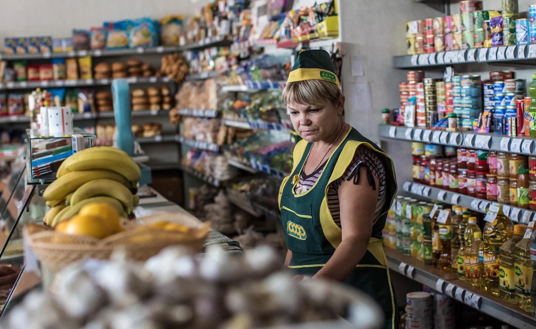 Оросоос хамааралгүй худалдааны гарц