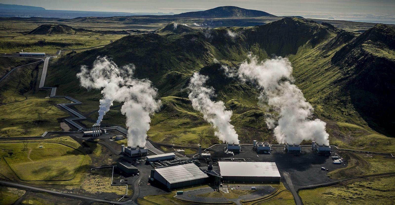 2018 онд Исландын эрчим хүчний ихэнх хэсэг биткоин олборлолтод зарцуулагдана