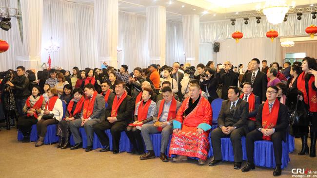 Хятадын уламжлалт Цагаан сарын баярын арга хэмжээ Улаанбаатар хотноо зохиогдлоо